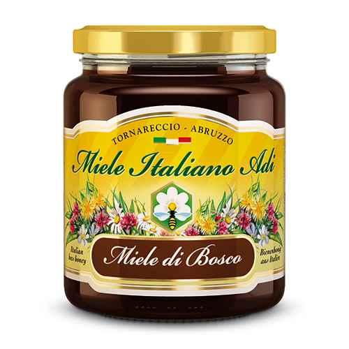 La producción de miel italiana